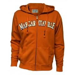 Margaritaville Fleece Hoodie - Washed Orange